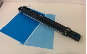 Б/У 604K86550 Блок проявителя цветной голубой (developer housing color) DC 240/250/242/252 WC 76xx/77xx
