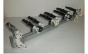 (068K24136) Узел вывода отработанного тонера (Pipe Assembly) DC 240/250/242/252 WC 7655/7665