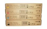 Комплект тонер-картриджей CMYK для Xerox WorkCentre WC 7425/7428/7435