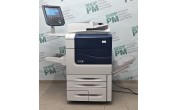 Xerox Color 550 с контроллером Fiery, пробег 202 тыс