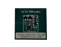 Чип тонер картриджа DMO 006R01531 magenta (малиновый, красный) Xerox Color 550/560/570