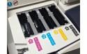 Использование чернил разных кодов для Xerox ColorQube 9200/9300