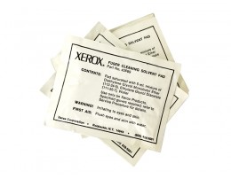 (043P00089) Салфетки для очистки фьюзера (печки) Fuser Cleaning Solvent Pad Xerox