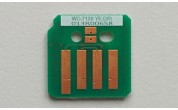 Чип фотобарабана (Drum Cartridge) 013R00658 yellow (желтый) Xerox WorkCentre WC 7120/7125/7220/7225