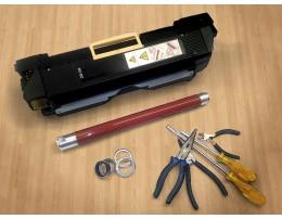 Ремонт и восстановление фьюзерных модулей модели Xerox DocuColor 240/250/242/252/260 WorkCentre 7655/7665/7675/7755/7765/7775 (008R12989)